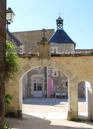 Cité de la voix de Vézelay - accueil