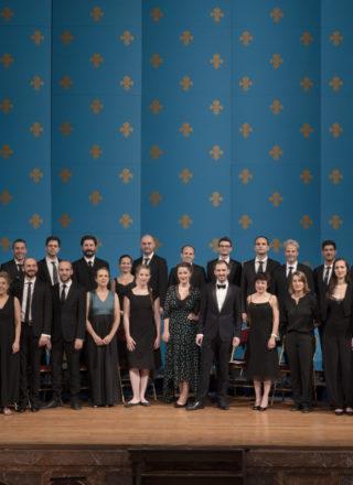 L'Ensemble Marguerite Louise aux Rencontres Musicales de Vézelay 2020