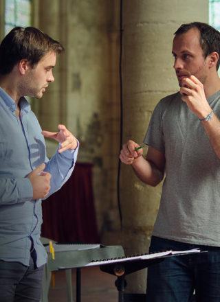 Académie de direction de choeure des Rencontres Musicales de Vézelay