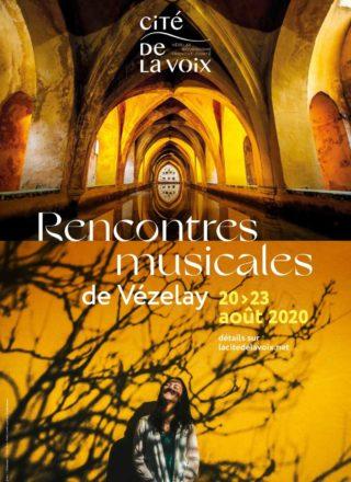 Rencontres Musicales de Vézelay 2020