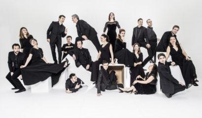 L'Ensemble Aedes direction Mathieru Romano