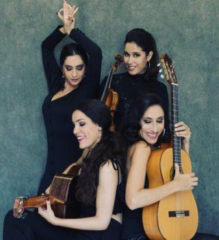 Las Migas aux Rencontres Musicales de Vézelay 2020