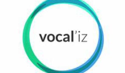 logo de l'application Vocal'iz