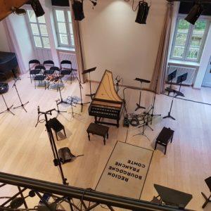 photo de la grande salle de la Cité de la Voix