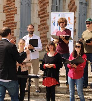 L'Ensemble Aedes en concert de la cadre du programme Chants libres