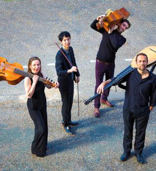 Photo de l'Ensemble Salmanazar