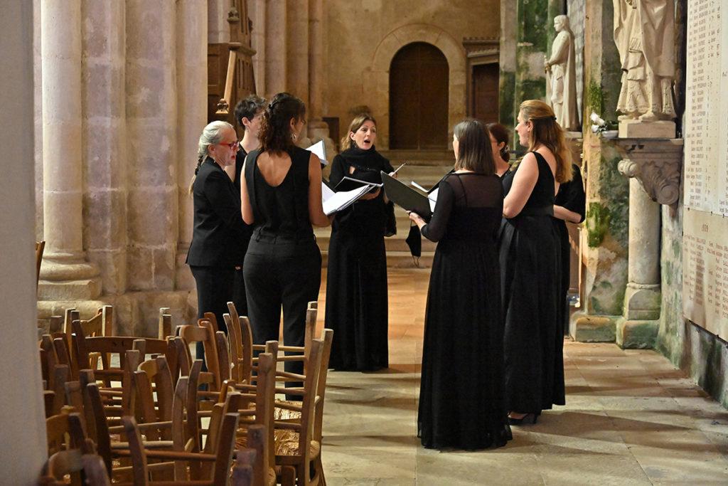 Concert España par les éléments - dir. Joël Suhubiette